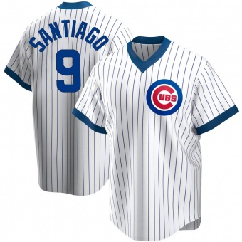 Youth Benito Santiago Chicago White Replica Home Cooperstown Collection Baseball Jersey (Unsigned No Brands/Logos)