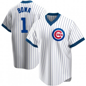 Youth Larry Bowa Chicago White Replica Home Cooperstown Collection Baseball Jersey (Unsigned No Brands/Logos)